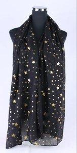 Sjaal STARS GOLD