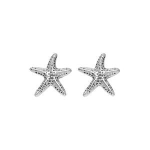 iXXXi oorbellen Sea Star Zilver
