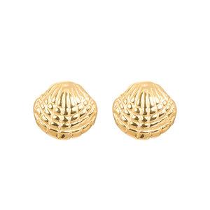 iXXXi oorbellen Shell goud