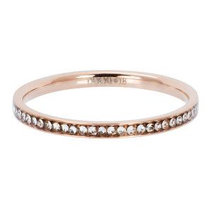 iXXXi Ring Zirkonia Crystal Rose 2mm R02501-02