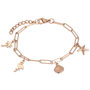 iXXXi Bracelet with Charms Rose B0038799002