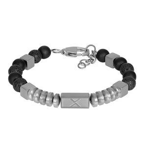 iXXXi Men Armband Fern Zilver M0088099004