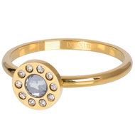 iXXXi-ring-Diamond-Circle-Goud-R05803-01