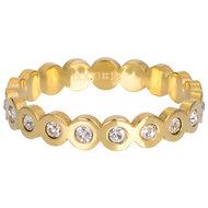 iXXXi-ring-Big-Circle-Stone-Goud-R05805-01