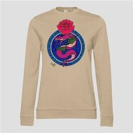 PinnedbyK-sweater-Circle-Snake-Taupe